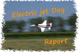 report della manifestazione aeromodellismo elettrico
