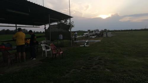 Agosto 2019 Campo volo aeromodellismo - ACA -